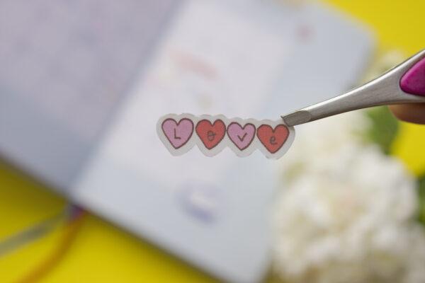 foto sticker love